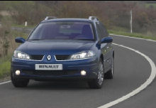 Renault Laguna II Estate Break 2006