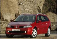 Renault Mégane II Estate Break 2007