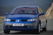 Renault Mégane II Berline 2002
