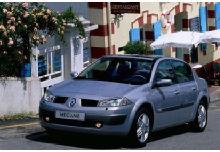 Renault Mégane II Berline 2003