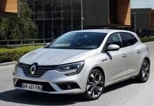 Renault Megane IV Berline 2015