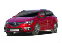 Renault Megane IV Break 2018
