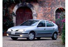 Renault Mégane Véhicule de société 1998