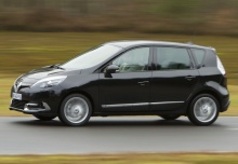 Renault Scénic III Monospace 2013