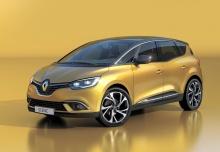 Renault Scenic IV Monospace 2016