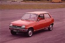 Renault Super 5 Berline 1984