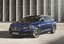 Renault Talisman Break 2016
