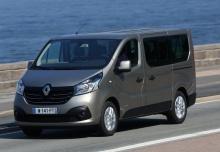 Renault Trafic Monospace 2015
