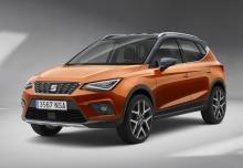 Seat Arona 4x4 - SUV 2017