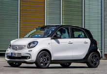 Smart ForFour Berline 2014