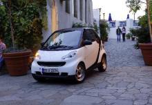 Smart ForTwo Coupé 2010