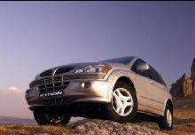 Ssangyong Kyron 4x4 - SUV 2005