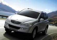 Ssangyong Kyron 4x4 - SUV 2007