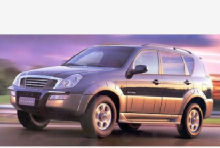 Ssangyong Rexton 4x4 - SUV 2005