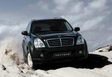 Ssangyong Rexton 4x4 - SUV 2013