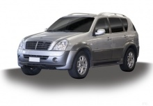 Ssangyong Rexton 4x4 - SUV 2009