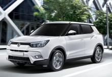 Ssangyong Tivoli 4x4 - SUV 2015