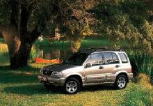Suzuki Grand Vitara 4x4 - SUV 2004