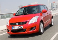 Suzuki Swift Berline 2010