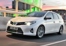 Toyota Auris Break 2013