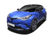 Toyota C-HR 4x4 - SUV 2017