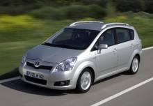 Toyota Corolla Verso  2009