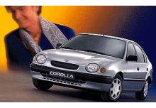 Toyota Corolla Berline 2000