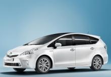 Toyota Prius Monospace 2013