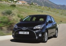 Toyota Yaris Berline 2015