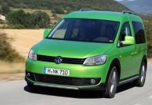 Volkswagen Caddy Monospace 2014