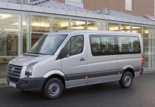 Volkswagen Crafter Combi Minibus - Combi 2007