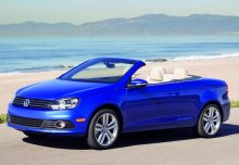 Volkswagen EOS Cabriolet 2011