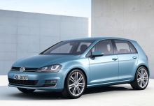 Volkswagen Golf Berline 2013