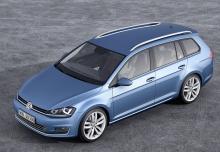 Volkswagen Golf Break 2015