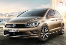 Volkswagen Golf Monospace 2015