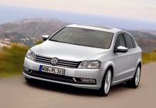 Volkswagen Passat Berline 2012