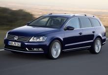Volkswagen Passat Break 2011