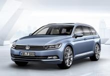 Volkswagen Passat Break 2014