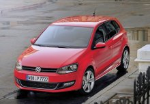 Volkswagen Polo Berline 2009