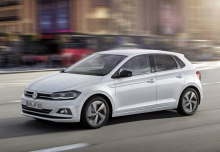 Volkswagen Polo Berline 2017
