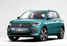 Volkswagen T-Cross 4x4 - SUV 2018