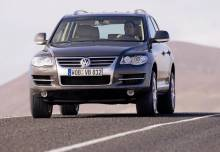 Volkswagen Touareg 4x4 - SUV 2008