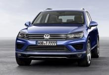 Volkswagen Touareg 4x4 - SUV 2014