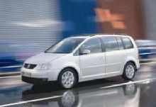 Volkswagen Touran Monospace 2004