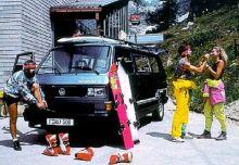 Volkswagen Transporter Fourgon 1987