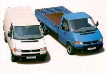 Volkswagen Transporter Fourgon 1992