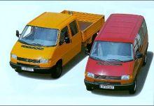 Volkswagen Transporter Fourgon 1997