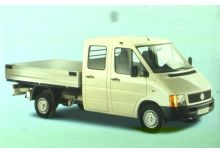 Volkswagen Transporter Plateau & pl ridelles 2002