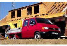 Volkswagen Transporter Plateau & pl ridelles 1998