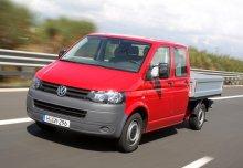 Volkswagen Transporter Châssis-cabine 2013